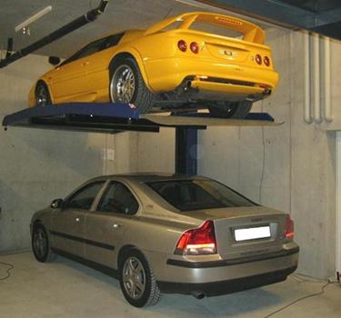 Sollevatori Auto per Box