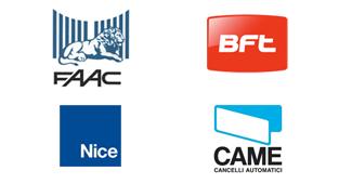 Centro servizi di assistenza tecnica FAAC CAME BFT NICE